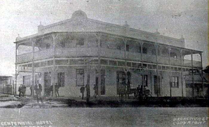 centennial hotel helensburgh