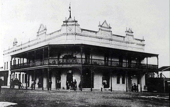 The Prince of Wales Hotel, Nowra NSW 1903