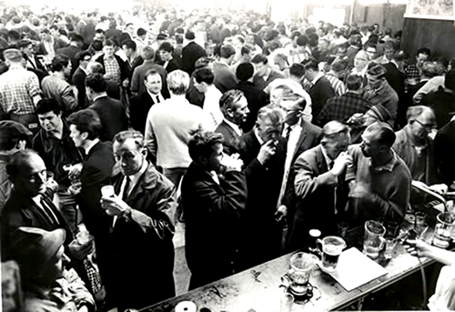 Time Gents, Please....