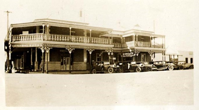 The Central Hotel, Tamworth