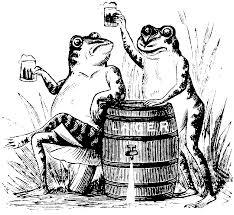 drunk frog 2