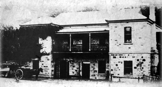 The Bridgewater Inn, Bridgewater, South Australia
