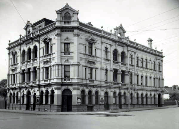 auburn hotel hawthorn victoria 1940