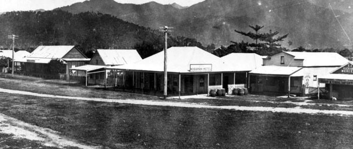 mossman queensland 1912