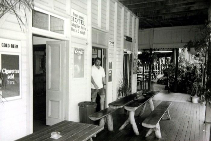 national hotel mt molloy qld 1996 pat adams