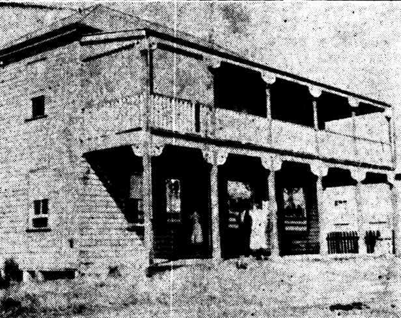 After 60 Years Old Ballina Hotel Closed