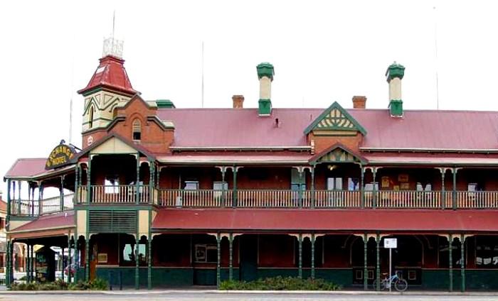 exchange hotel kalgoorlie wa