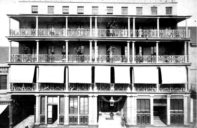 royal hotel george sydney