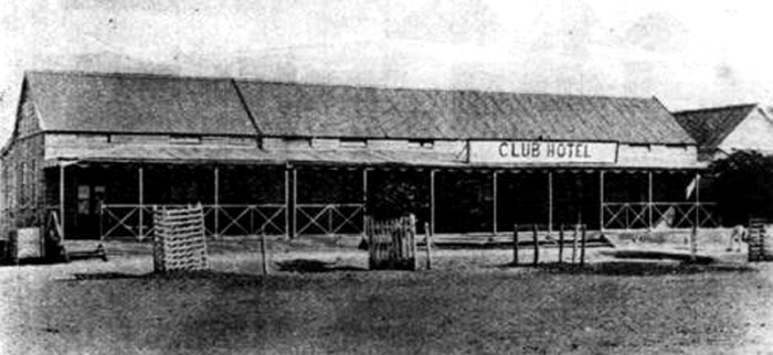 club hotel winton qld 1896
