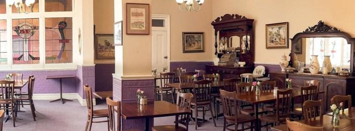 culcairn hotel inside