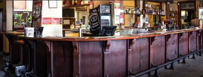hotel culcairn bar