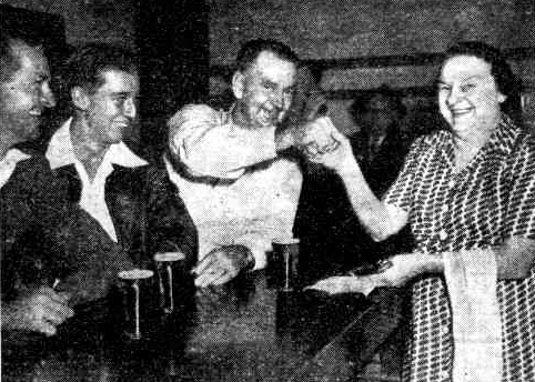 ship inn brisbane 1951