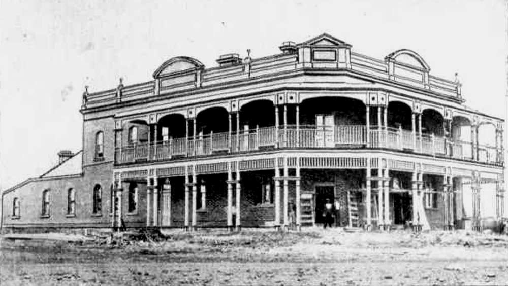 Australia's first state run pub