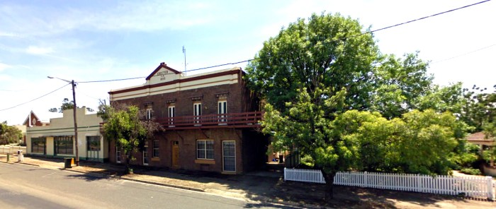 exchange hotel Murrambarrah nsw google
