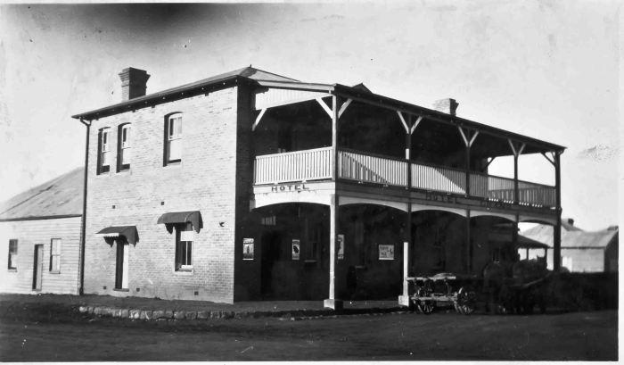 Grand Hotel Armidale 1924