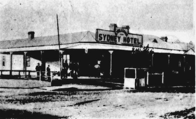 sydney hotel hillgrove nsw