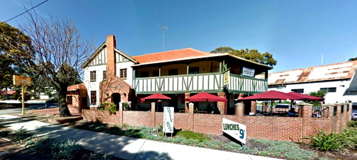 ye olde narrogin inn armadale wa google