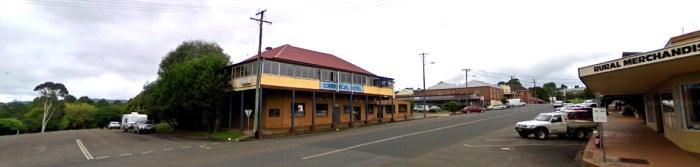 commercial hotel dorrigo nsw