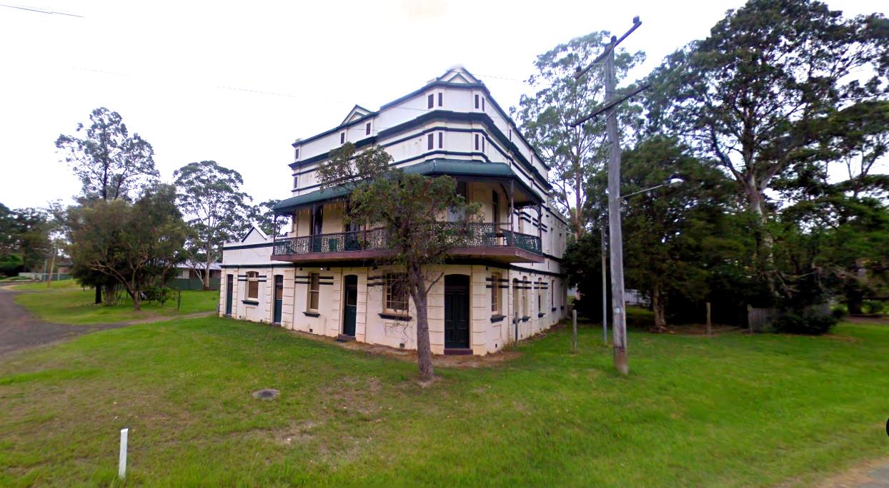 killingworth hotel nsw former google