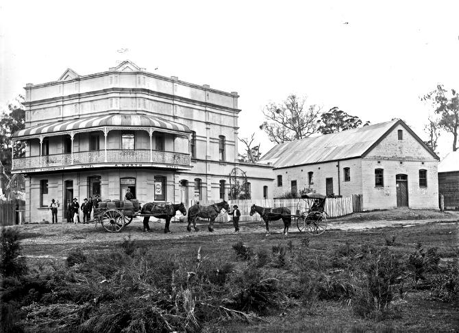 killinworth hotel 1903