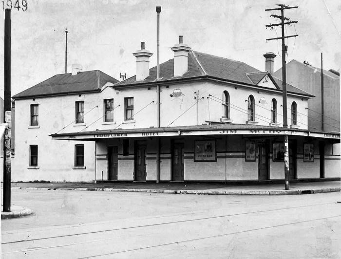 Cauliflower Hotel 1949