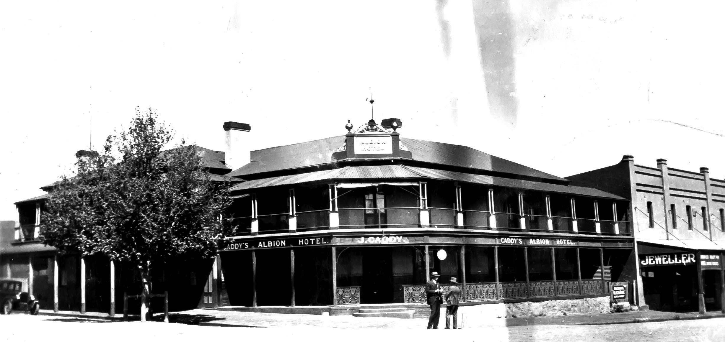 Albion Hotel, Braidwood