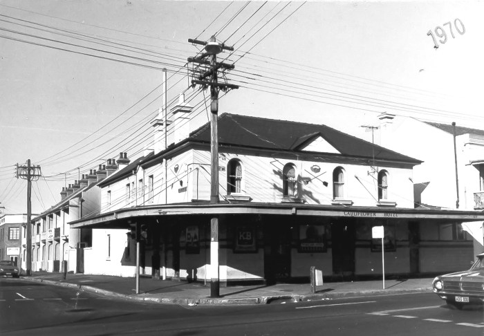 cauliflower hotel 1970