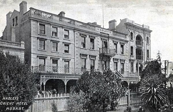 Hadleys Orient Hotel Hobart 2
