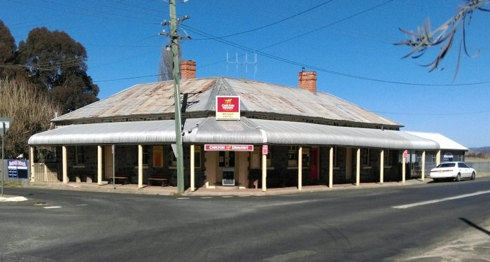 bridge hotel perthville 2017