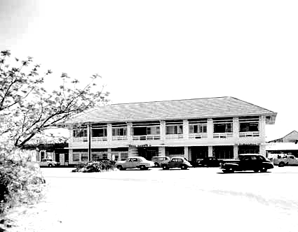 hotel darwin 1955