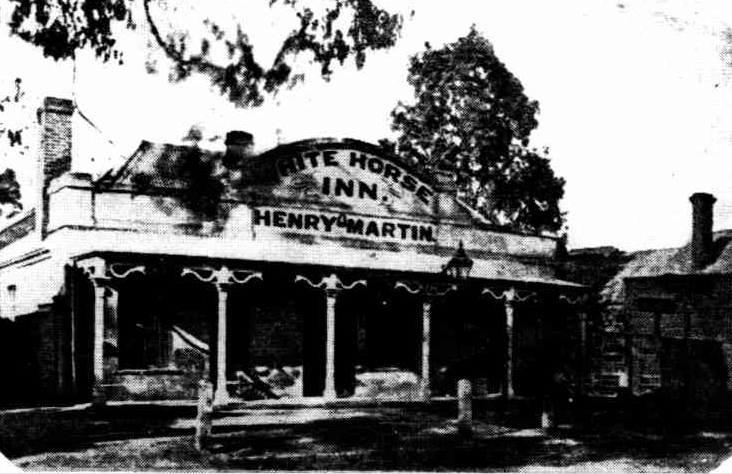 Early taverns of South Australia