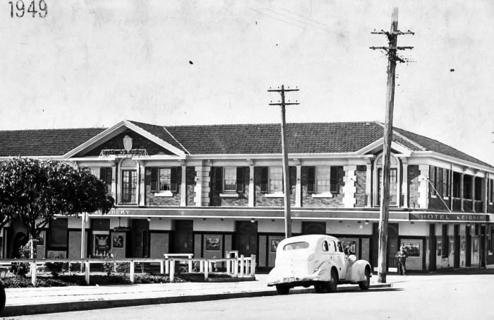 Keighery Hotel Auburn 1949 anu