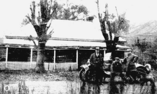 Darlingford Hotel Darlingford Victoria 1924