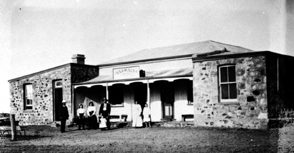 Innamincka hotel 1930