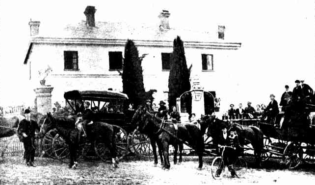 mineral springs hotel daylesford 1900