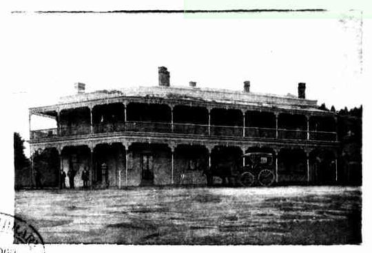 raglan hotel victoria 1900
