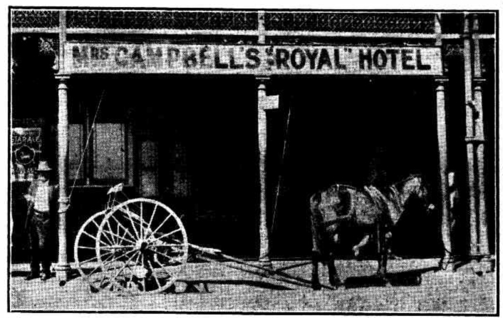Royal Hotel, Lismore