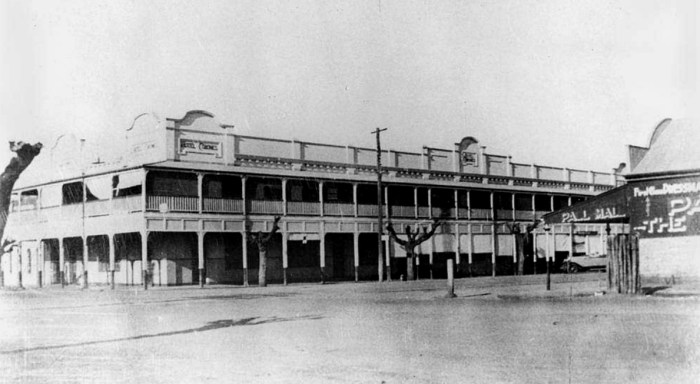 corones hotel charliville old