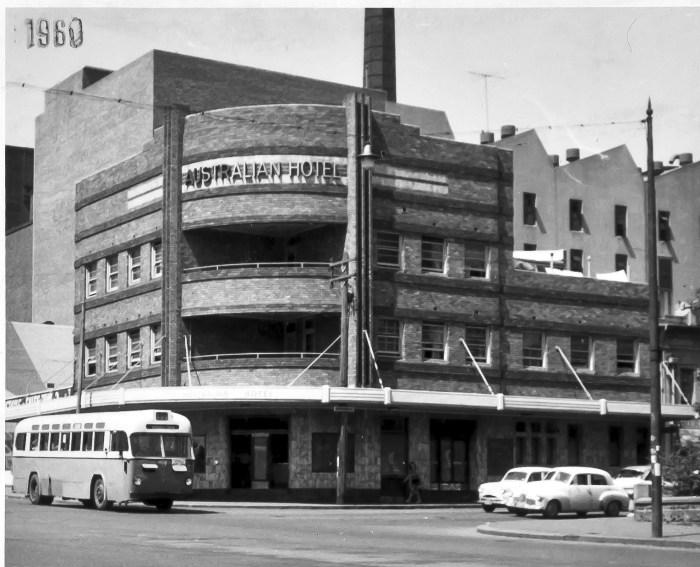 Australian Hotel Broadway Sydney NSW 1960 ANU