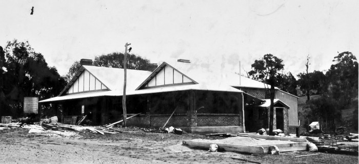 Neville Hotel Neville NSW May 1929 ANU