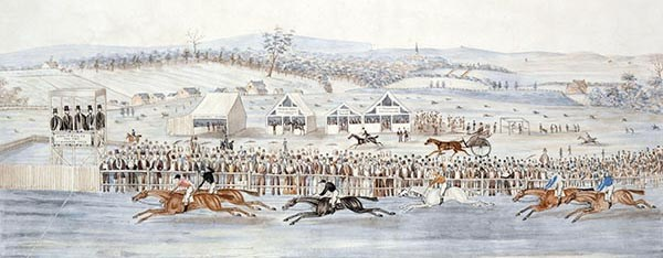 petersham-races-c1845