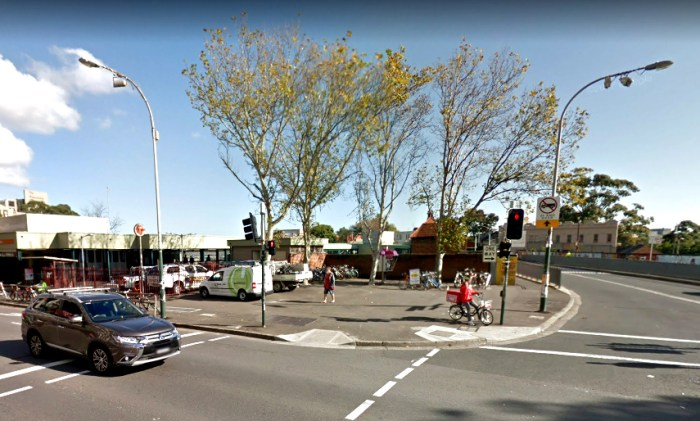 Bedford Hotel site Redfern NSW 2018 Google
