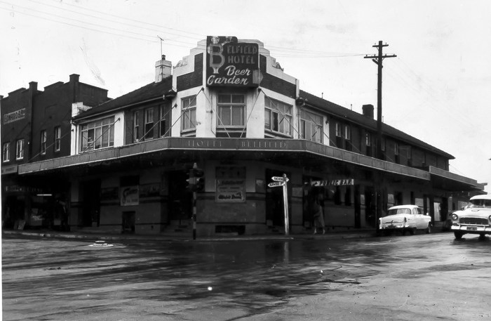 Belfield Hotel North Belmore NSW 1960 ANU