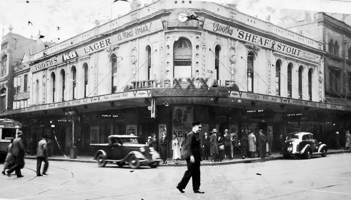 Belfields Hotel King and George Streets Sydney NSW June 1936 ANU_1_1