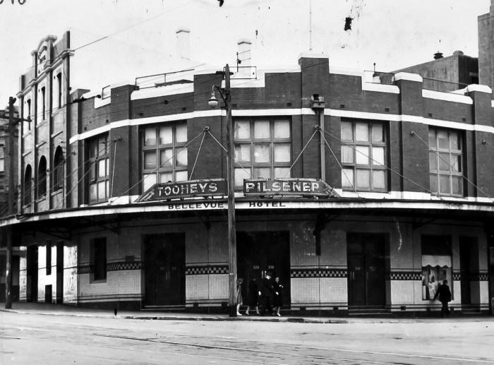 Bellevue Hotel Redfern 1949 ANU