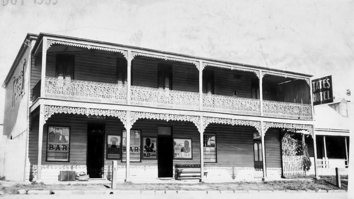 Commercial Hotel Jamberoo1953 ANU