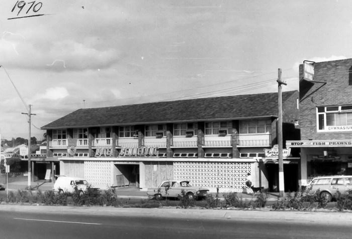 Bennelong Hotel Beverly Hills NSW 1970 ANU