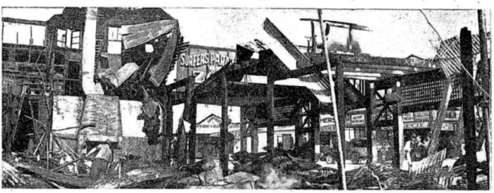 surfers paradise hotel fire 1936 a