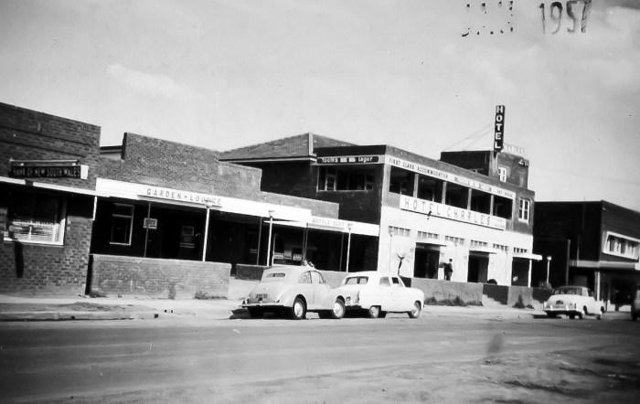 Charles Hotel Fairy Meadow NSW 1957 ANU