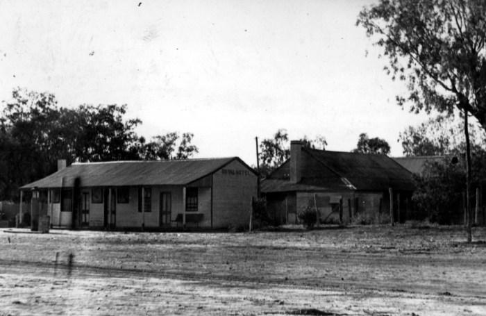 Tilpa Hotel Tilpa 1949 anu